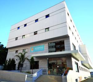 El Hospital Costa de la Luz.