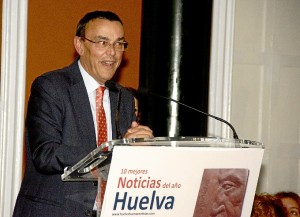 El presidente de la Diputación alabó la valentía de HBN.