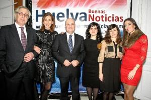 El personal de HBN agradece a Huelva el apoyo recibido.