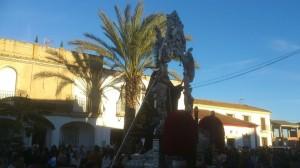 San Antonio Abad procesiona hasta el lunes por la noche.