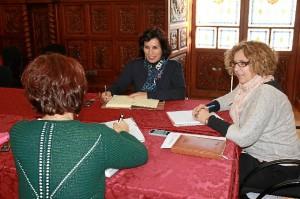 Encuentro de la campaña en Ayamonte.
