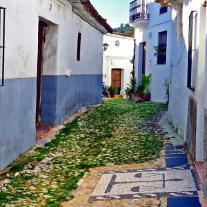 Los llanos de Linares de la Sierra. / Foto: Patronato de Turismo de Huelva.