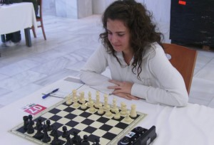 Mariela Perera sigue cosechando triunfos en el ajedrez.