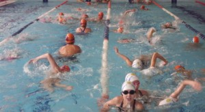 La natación, protagonista este domingo en Huelva.