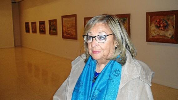 Más de 3.400 personas visitan la obra de Pilar Barroso en el Museo de Huelva