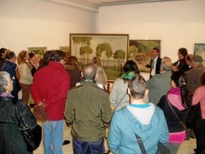 El Museo de Huelva recibió en 2013 la visita de 22.000 personas.
