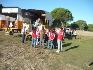 Estos onubenses trabajan de forma altruista para ayudar al desarrollo de Huelva y su gente.