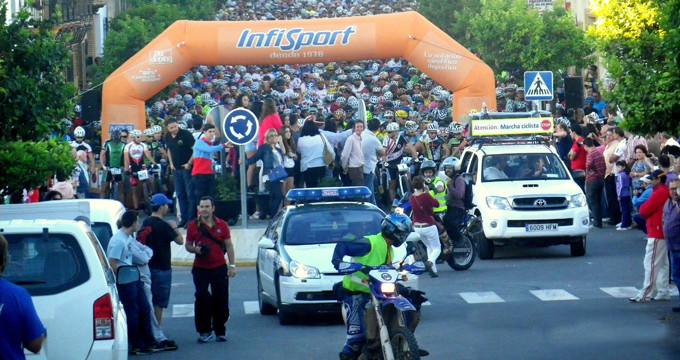 Paterna del Campo acogerá el próximo 21 de septiembre el Campeonato de España 2014 de BTT en su modalidad de maratón