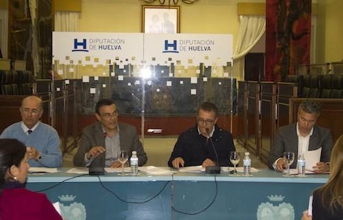 Aprobados los presupuestos provinciales de 2014 con un fuerte respaldo a la promoción de Huelva como destino turístico