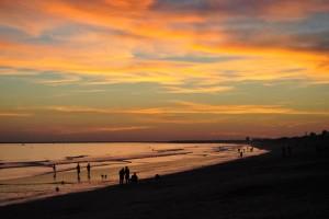 Recuerda mucho la playa de Huelva.