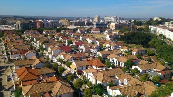 Una plataforma invita a mirar Huelva desde la azotea