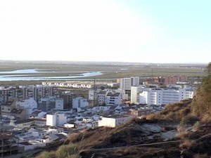 Otra de las vistas de la ciudad desde El Conquero.