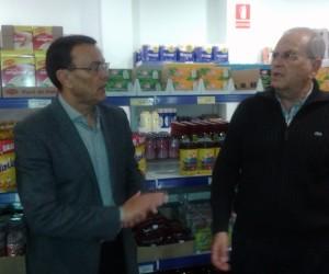 Ignacio Caraballo y Manuel García.