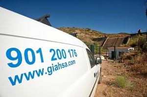 Pronto se inaugurará una oficina de Giahsa en la Sierra de Huelva.