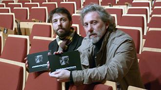 Javier Bauluz y Marcos Martínez presentan en Huelva el libro 'Resistencia minera'