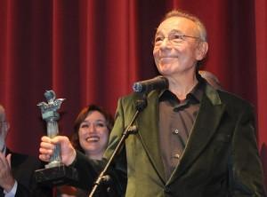 El actor José Luis Gómez recibió el Premio 'Ciudad de Huelva' del Festival de Cine Iberoamericano hace unos años.