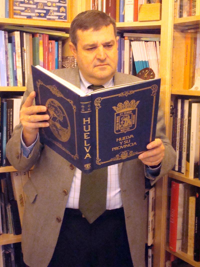 libro francis leyendo