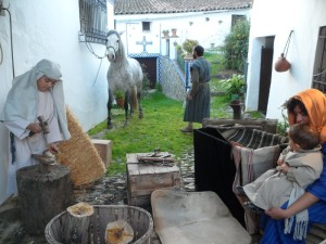 Los vecinos de la localidad representarán las escenas del Nacimiento.