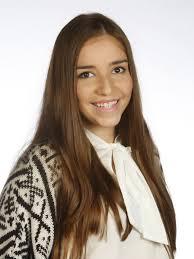 La concursante onubense de 'Se llama copla', Maria del Carmen González.