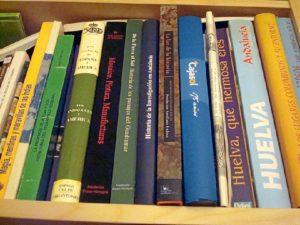 Todos los días se editan en España uno o dos libros en los que aparece la palabra 'Huelva'.