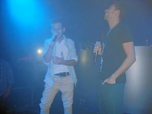 Varios temas de Sergio Contreras han sido compuestos por Púas.
