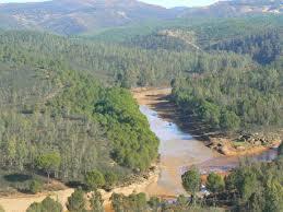 Río Odiel. / Foto: Zalamea.