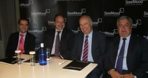 Acto de presentación de Steelmood en Madrid. / Foto: http://www.erp-spain.com/index.php.