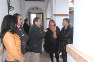 Las obras del PFEA han creado un centenar de trabajos en Niebla.