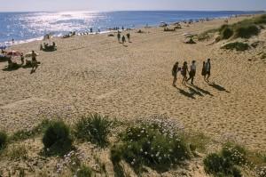Visitar la playa es una buena idea en cualquier época del año.