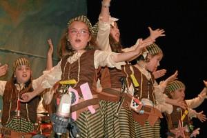 Una comparsa infantil será la encargada de inaugurar el Carnaval.