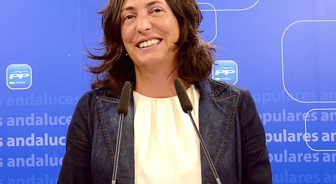 La valverdeña Loles López, propuesta como secretaria regional de los populares