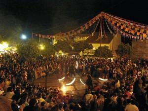 La Feria Medieval de Palos se viene celebrando desde hace quince años.
