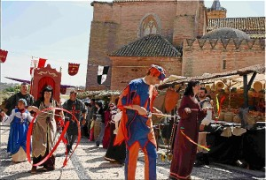 Palos regresa estos días a finales del siglo XV.