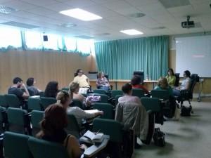 Una de las actividades organizadas por el CIM.