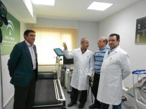 Centro de Medicina del Deporte en Huelva.