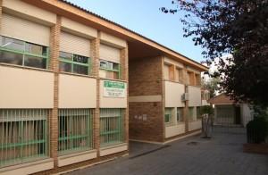 Colegio Tres de Agosto de Huelva.