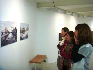 La exposición podrá visitarse hasta el próximo 24 de febrero en Cantero Cuadrado.