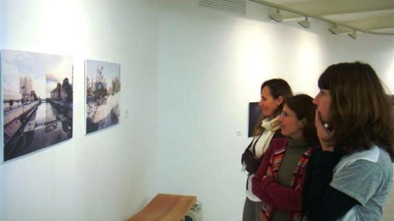 Llega a la Onubense las obras ganadoras de Contemporarte 2013