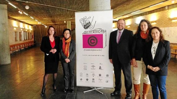 Contemporarte llega a Madrid con motivo del día de Andalucía