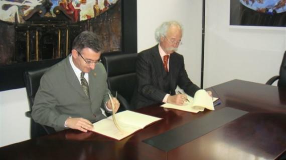 El Consejo Social de la UHU colaborará con las jornadas de Puertas Abiertas de la entidad académica