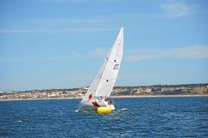 Maxi Cruz asegura que Huelva es uno de los mejores campos de regata que existen.