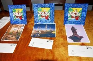 Las imágenes que se han hecho con los tres primeros premios.