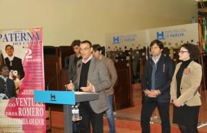 Ignacio Caraballo ha presentado el festival.