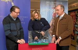 El sorteo se ha llevado a cabo en el Centro de Visitantes.