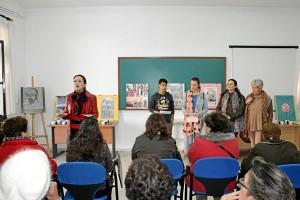 Las mujeres de Bollullos abordaron la obra más universal de Juan Ramón.