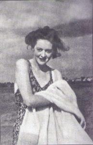 PAM, novia ficticia que se asignó a W. Martin y de la que llevaba cartas en su carpeta. / Foto: Diego Lopa.