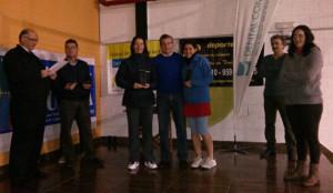 Buen nivel en el arranque del Campeonato Provincial de Veteranos de Huelva de Pádel.