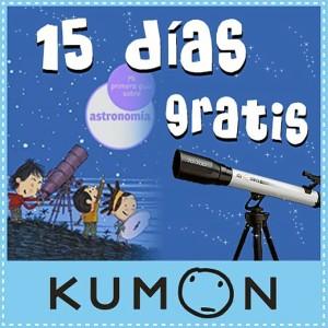 La Academia Kumon oferta 15 días gratis para probar su formación.