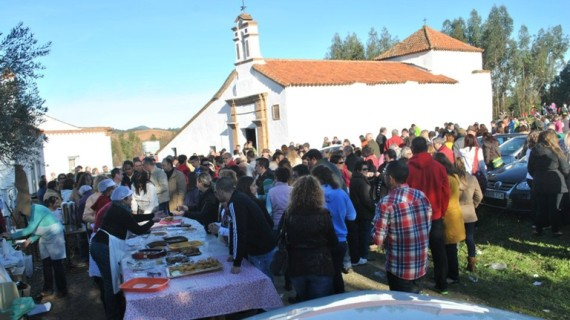 San Blas, la romería de invierno zalameña