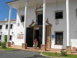 El Hotel Valsequilllo es el único complejo rural de la costa de Huelva.